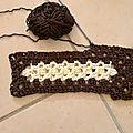 tapis au crochet