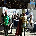 Green Lantern et Mystério