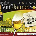La 16e percée du vin jaune à ruffey sur seille