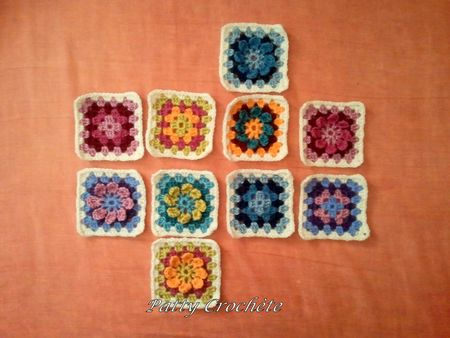 grannies sac Cal Crochetteuses avant assemblage