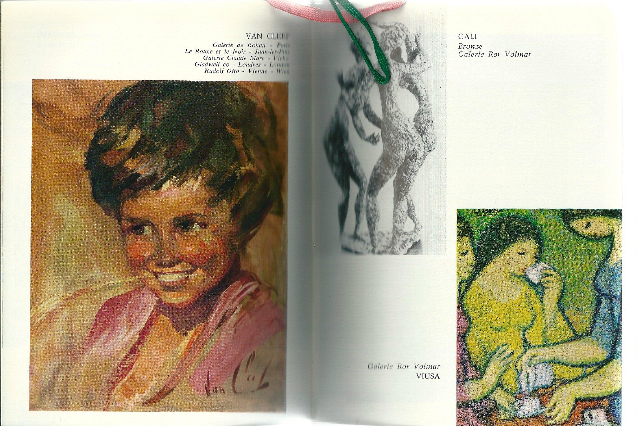 Annuaire de l'art international 1968-690008