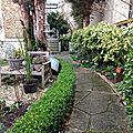 Un jardin qui sent bon.