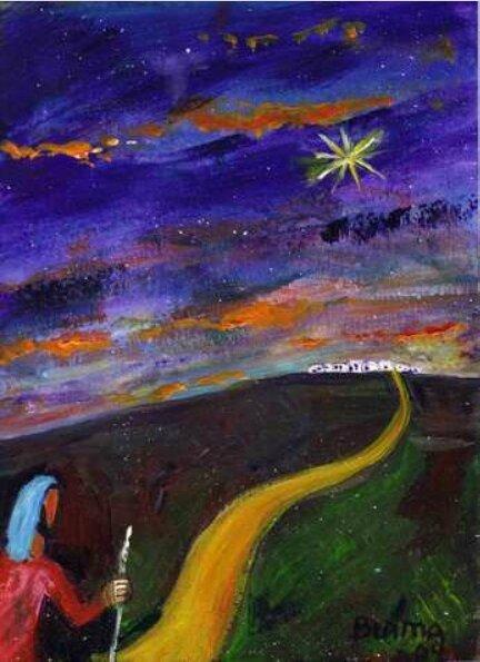 Marche à l'étoile, Berna Lopez