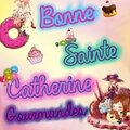 Sainte Catherine gourmande