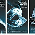 Cinquante nuances de grey - e-l james
