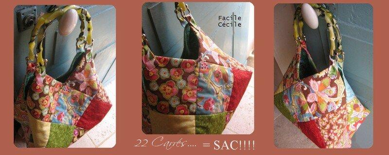 tuto sac patchwork facile