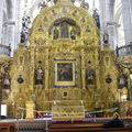 la cathedrale de Mexico