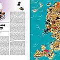 Beau livre sur le cinéma : retour à movieland : un voyage illustré au pays du cinéma