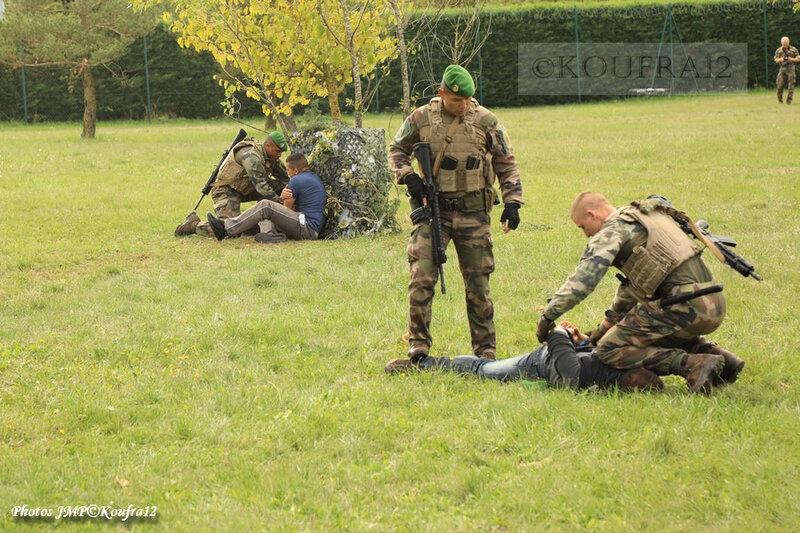 Photos JMP©Koufra 12 - La Cavalerie - 13e DBLE - 28092019 - 0418
