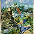 Museum of fine arts, boston restores late masterpieces by vincent van gogh from the museum's collection