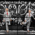 Gilbert & george 'jack freak' @ arndt & partner berlin
