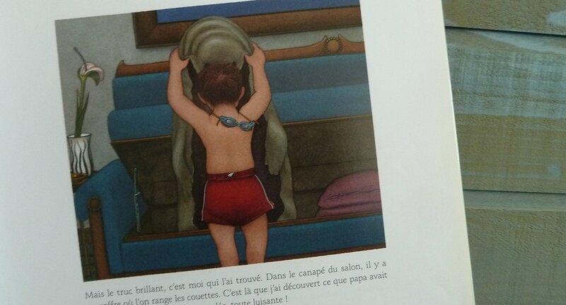 l'enfant phoque de Nikolaus Heidelbach - découverte