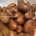 Pommes de terre grenaille à l'autocook