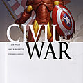 marvel deluxe civil war 05 choisir son camp