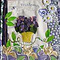 Livre textile, troisième page