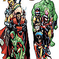 Marvel legacy : avengers/champions