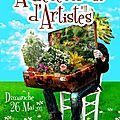 Aubesessions d'artistes 2013