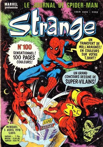 lug strange 100