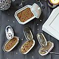 Mousse de foie de volaille en habit de fête (petit budget)