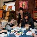 Atelier initiation à la couleur