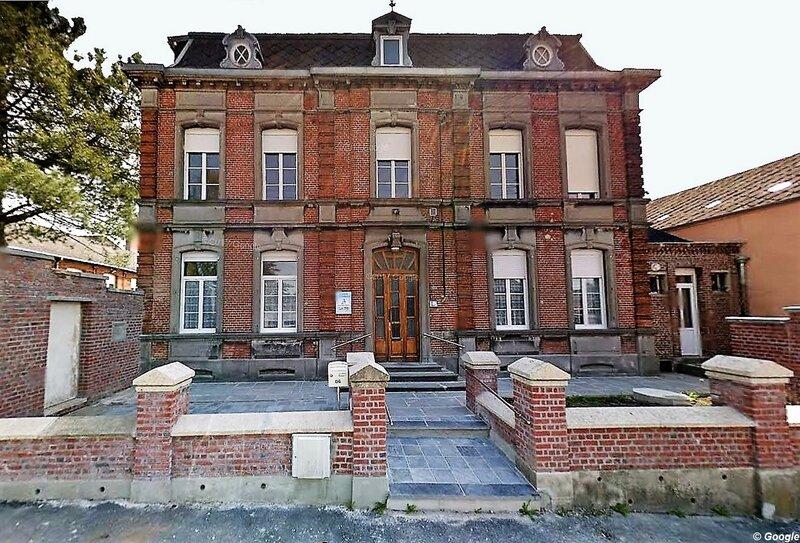 FOURMIES-La Maison paroissiale