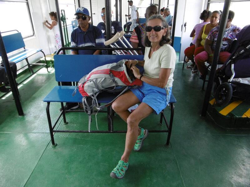 Santiago de Cuba - ferry pour ville(1)