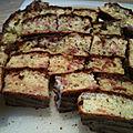 Cake aux lardons