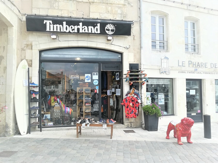 3 Timberland