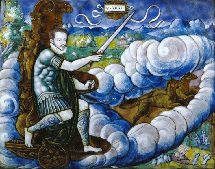 Charles IX par Limousin