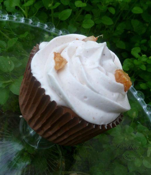 Cupcakes aux marrons 6