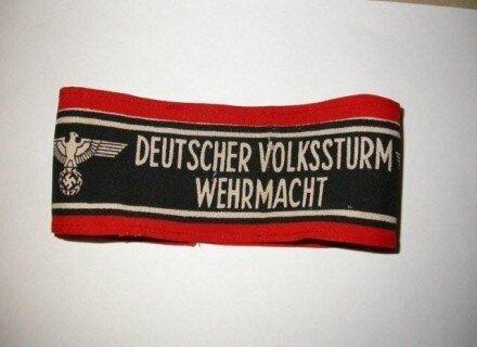 Brassard Wehrmacht 1940