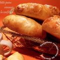 Petits pains viennois a la confiture