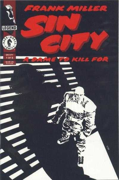 dark horse sin city a dame to kill for 01