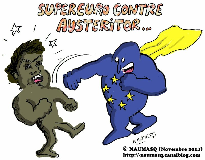 2014_Cartoonono_2011_SuperEuroVsAusteritor