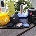 Haul beauté printemps 2015
