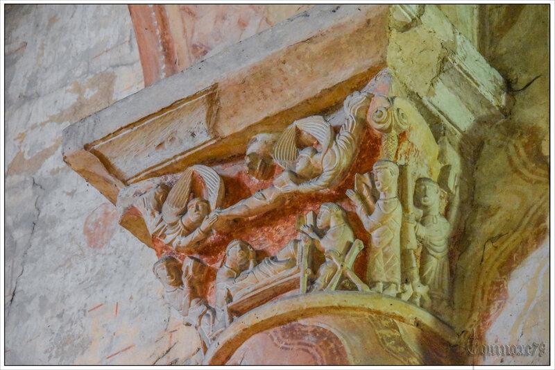 Poitiers Histoire de l'église Saint-Hilaire-le-Grand reconstruite avec des subsides accordés par Clovis (2)