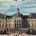 Vaux le Vicomte - chateau - façade sud