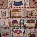 Top fini born to quilt
