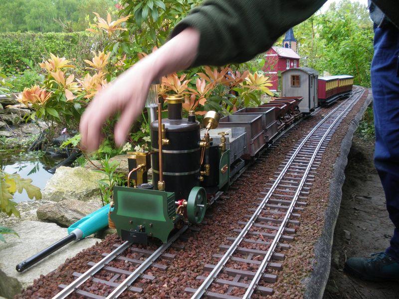 0250 locomotive Willi Vap 2010 14 & 15 mai