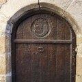 Porte armoiriée