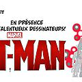 Soiree kine comics ant-man