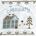 January cottage month