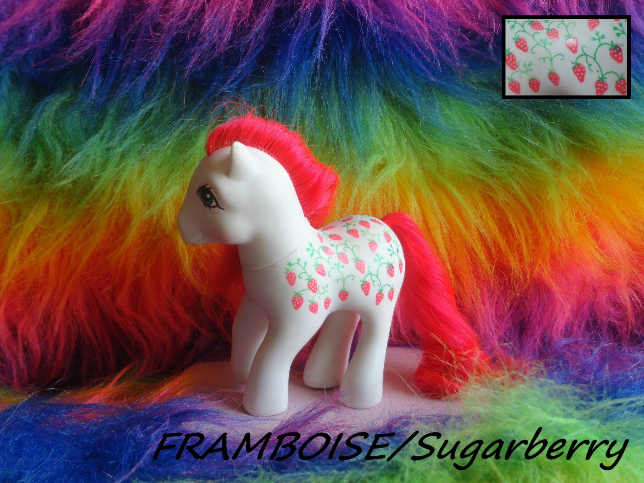 FRAMBOISE (Sugarberry)
