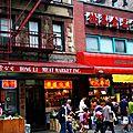 New York - China Town