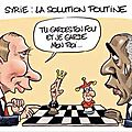 ps hollande obama poutine syrie humour