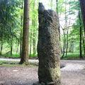 Le menhir de langenstein