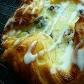 Cheese danish pastries