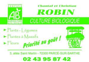 003 Logo Robin Culture biologique