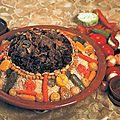 Idee repas facile le couscous marocain est aux maghrébins