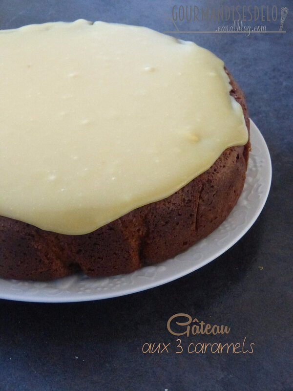 Gâteau aux 3 caramels (12)